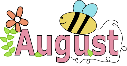Upcoming August News