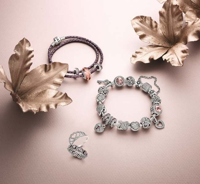 Pandora Autumn 2015 Collection Release