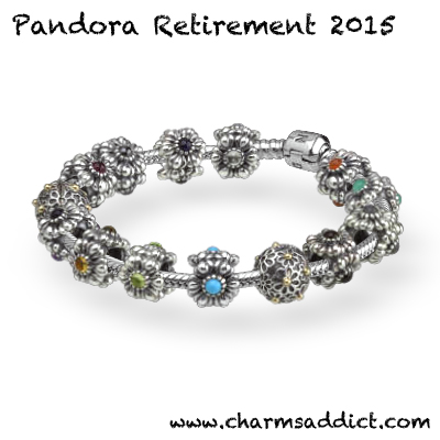 Pandora Retirement Autumn/Winter 2015