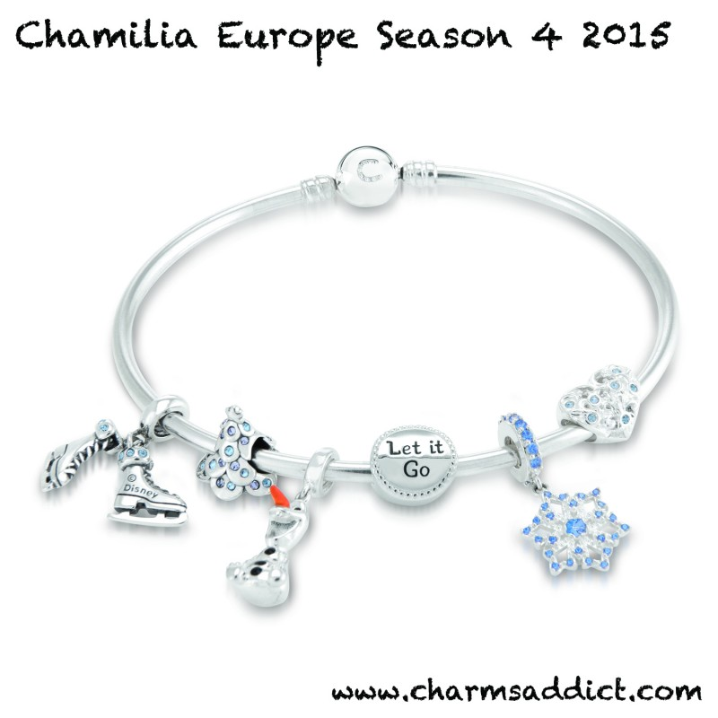 Chamilia Season 4 2015 (UK and Europe) Collection