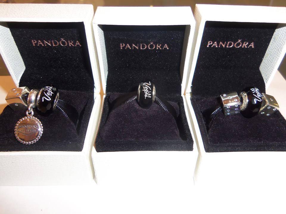 Pandora Las Vegas Exclusives Charms Addict