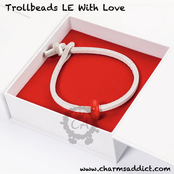 Trollbeads Red Cross Bracelet Sneak Peek