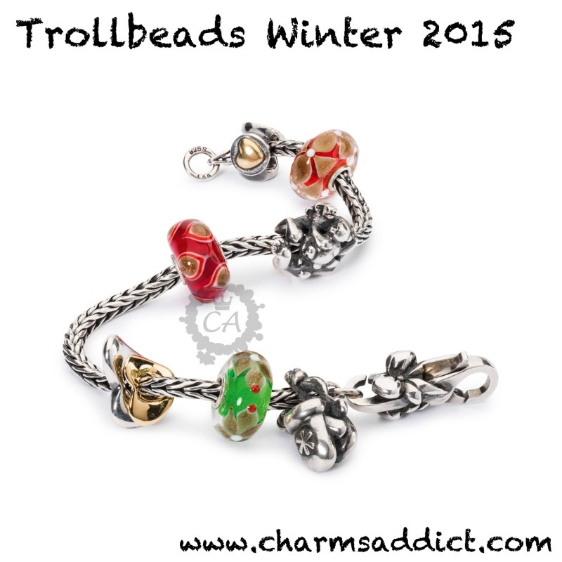 Trollbeads Winter 2015 Complete Preview