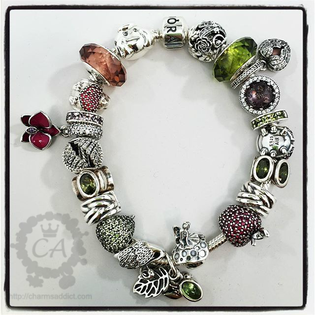 Pandora Magnificent Kingdom Bracelet (Autumn 2015)