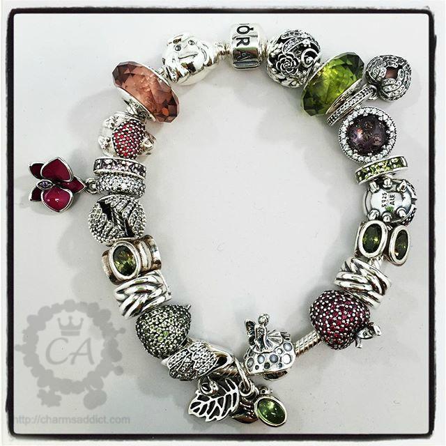 Pandora Magnificent Kingdom Bracelet (Autumn 2015)