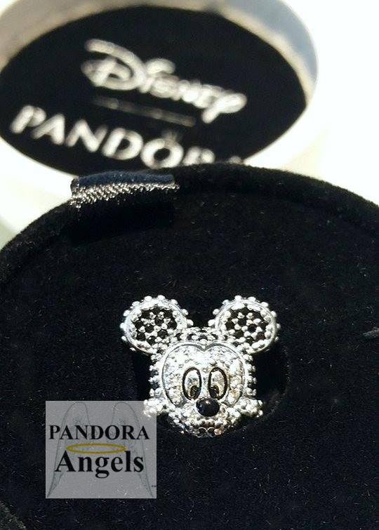 minnie mouse pandora charm limited edition