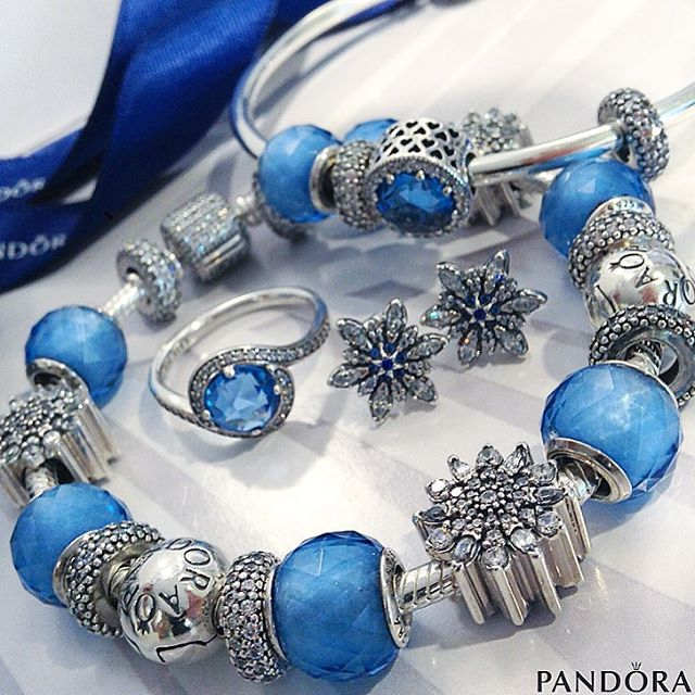 Pandora Jewelry Collection: Pandora Winter 2015 Collection Release