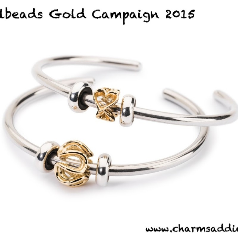 Trollbeads Gold Campaign 2015 Promotion Debuts