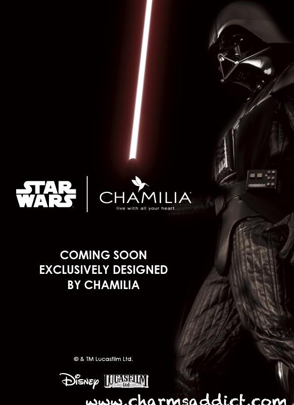 Chamilia Star Wars Preview