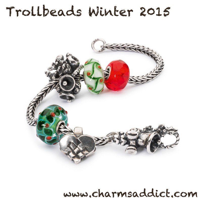 Trollbeads Winter 2015 Collection Debut