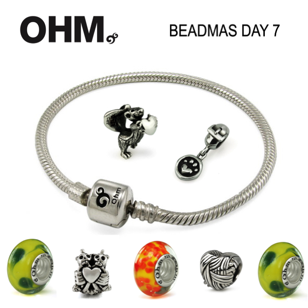 Ohm Beads Beadmas Giveaway Part 2