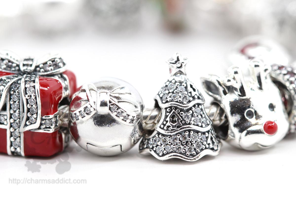 Pandora Christmas Bracelet 2015 Charms Addict