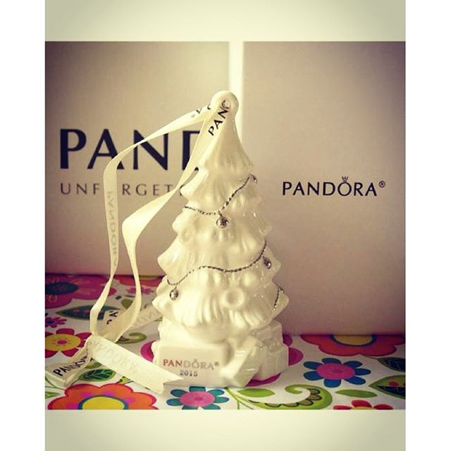 Pandora Christmas Ornament 2015 Promotion Begins | Charms Addict