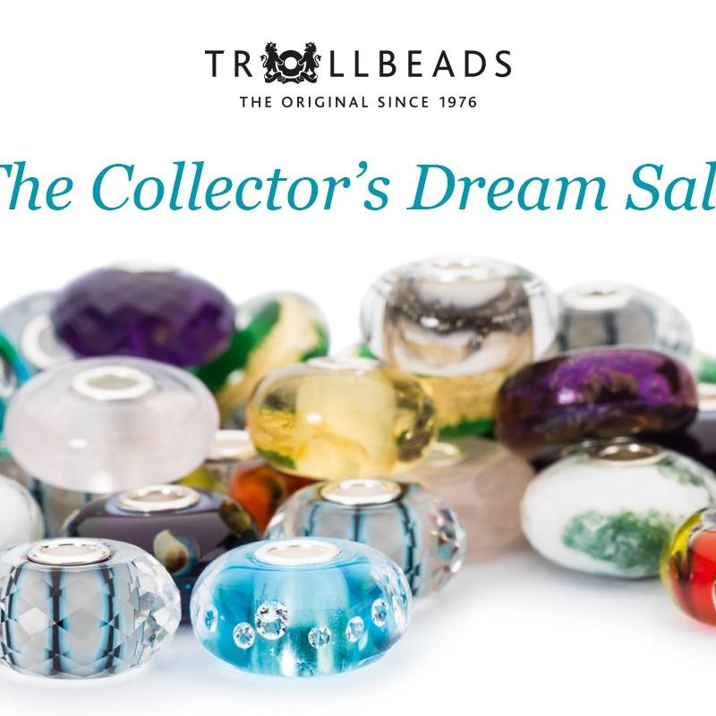 Trollbeads Collector's Dream Sale 2015