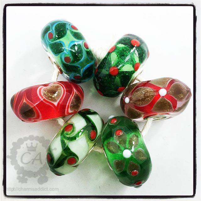 Trollbeads LE Holly Jolly Kit