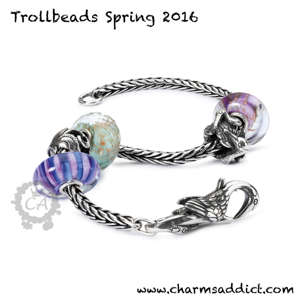 Trollbeads Spring 2016 Collection Complete Preview
