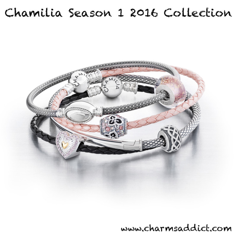 Chamilia Valentine's Day (Season 1) 2016 Collection