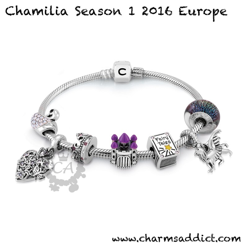 Chamilia Season 1 2016 European Preview