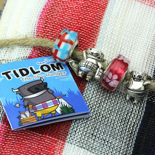 Ohm Beads Tidlom Collection Review