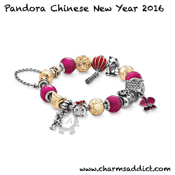 Pandora Chinese New Year 2016 Update