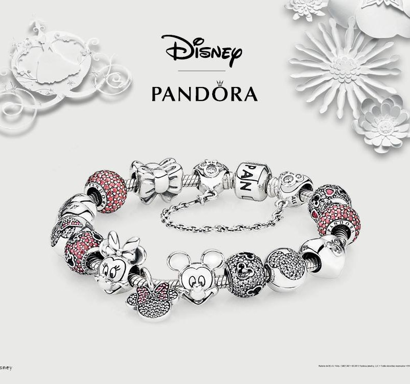Pandora Disney Spring 2016 Collection Preview
