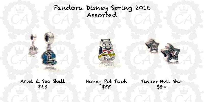 Disney Pandora 2016