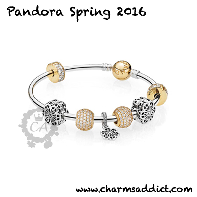 3bb36b14b Pandora Spring 2016 Collection First Look | Charms Addict