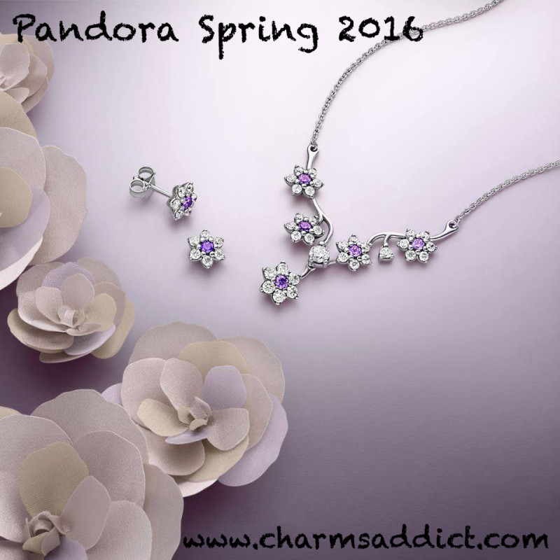 Pandora Spring 2016 Collection Preview