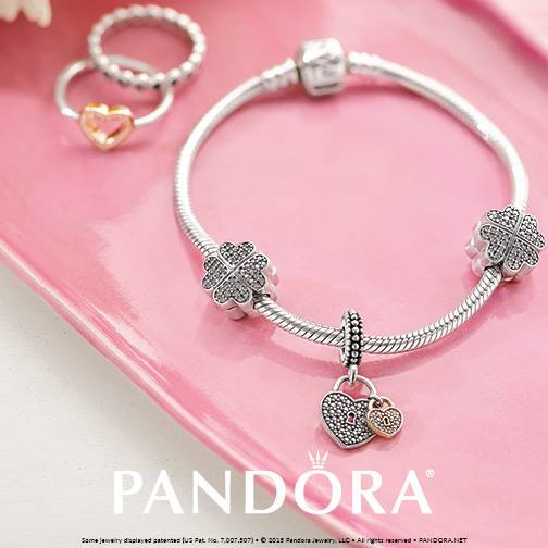 Pandora Valentine's Day 2016 Launch and Worldwide Promotions