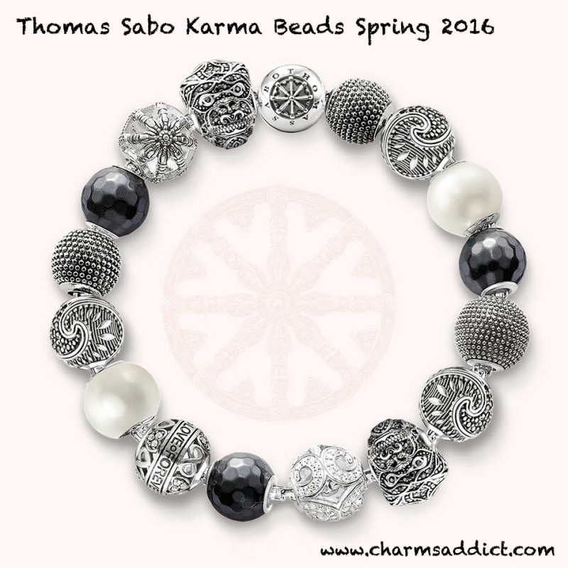 Thomas Sabo Karma Sabo Spring 2016 Preview
