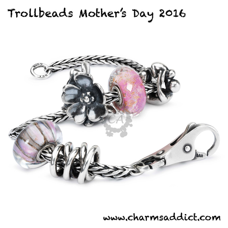 Trollbeads Mother's Day 2016 Preview