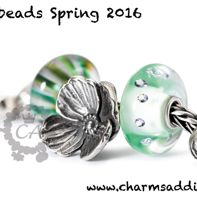Trollbeads Spring 2016 Campaign and Prices