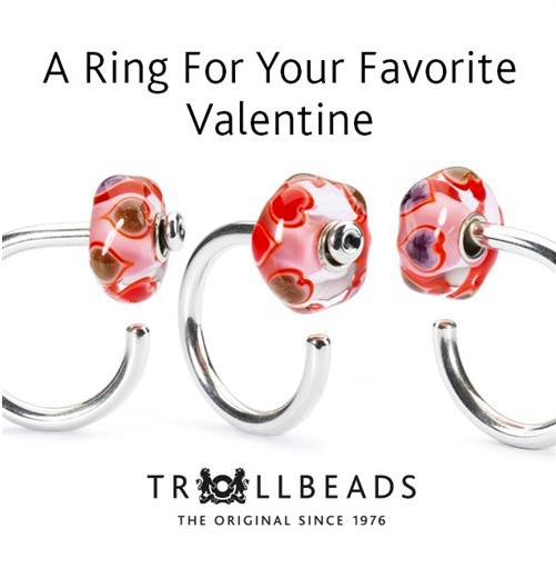 Trollbeads Valentine's Day 2016 Release