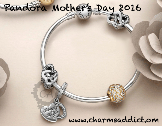 Pandora Mother's Day 2016 Collection Preview