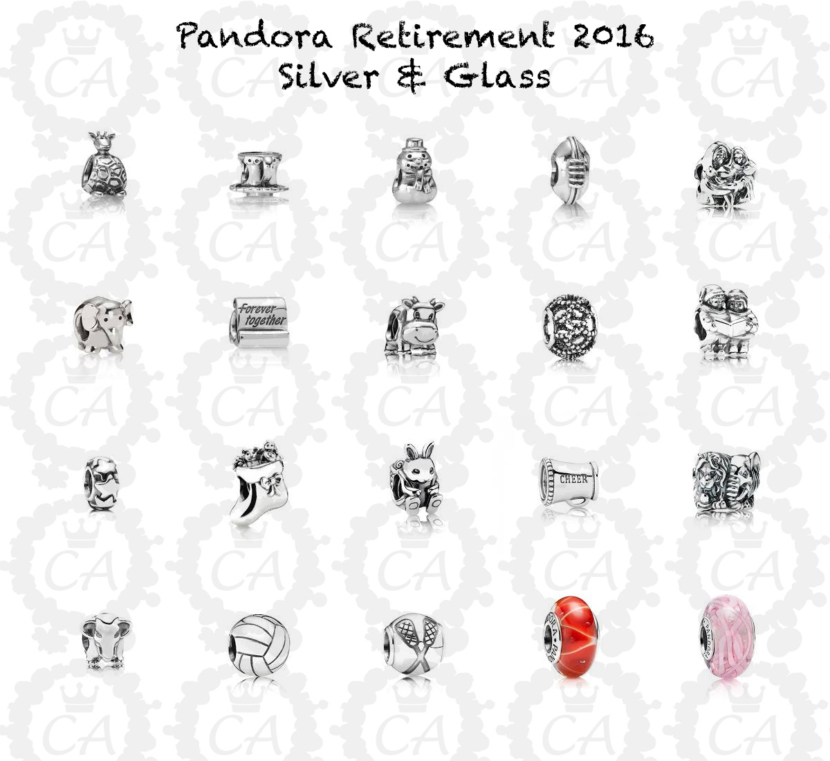 Retired Pandora Charms List Mount Mercy University