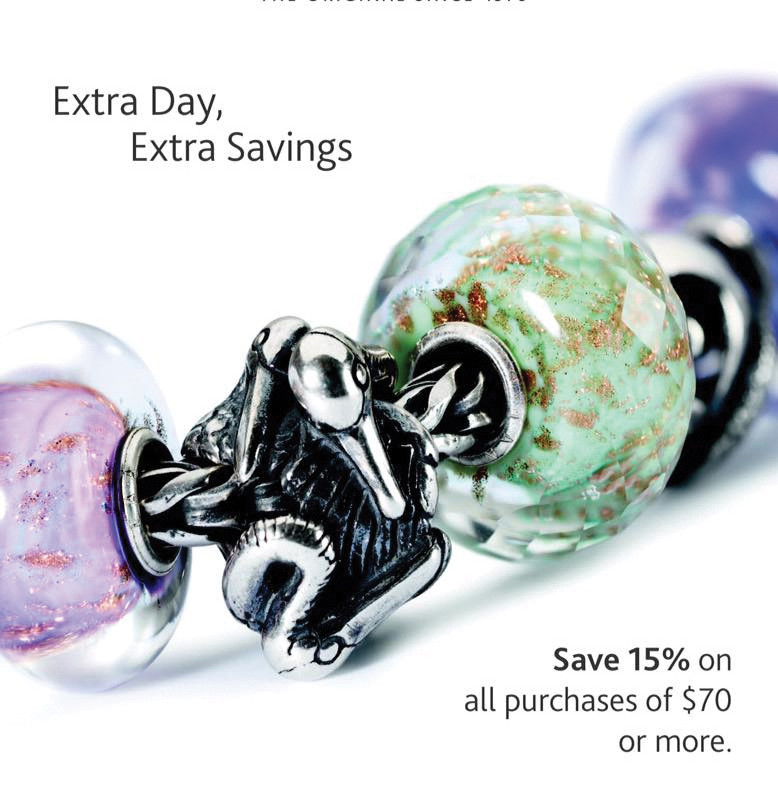 Trollbeads Leap Year Sale