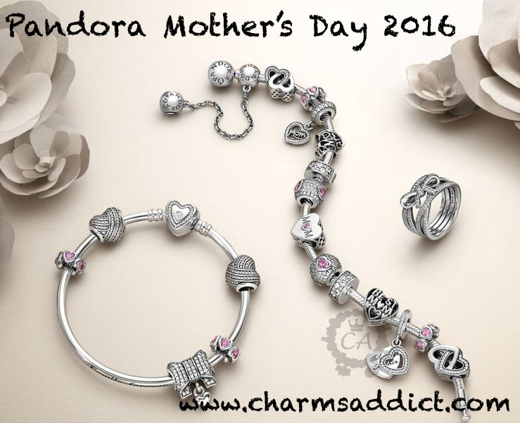 Pandora Mother's Day 2016 Comprehensive Preview and Prices