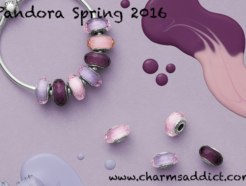Pandora Spring 2016 Collection Prices
