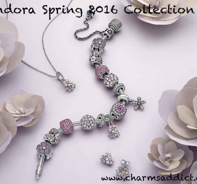 Pandora Spring 2016 Collection Release