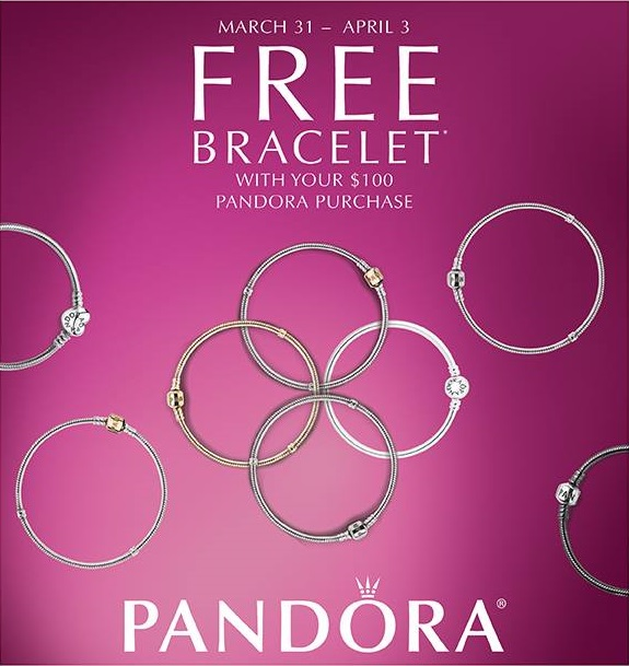 Pandora Jewelry Coupons Printable: Coupons For Pandora Charms