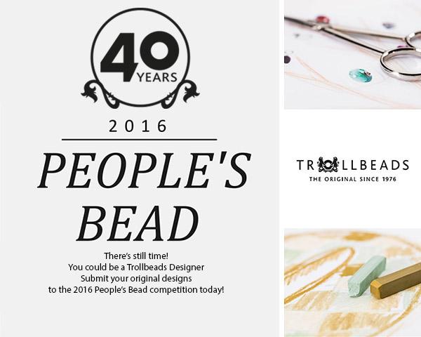 Trollbeads People's Bead Contest Extends Deadline