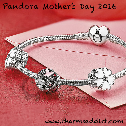 Pandora Mother's Day 2016 Promotions