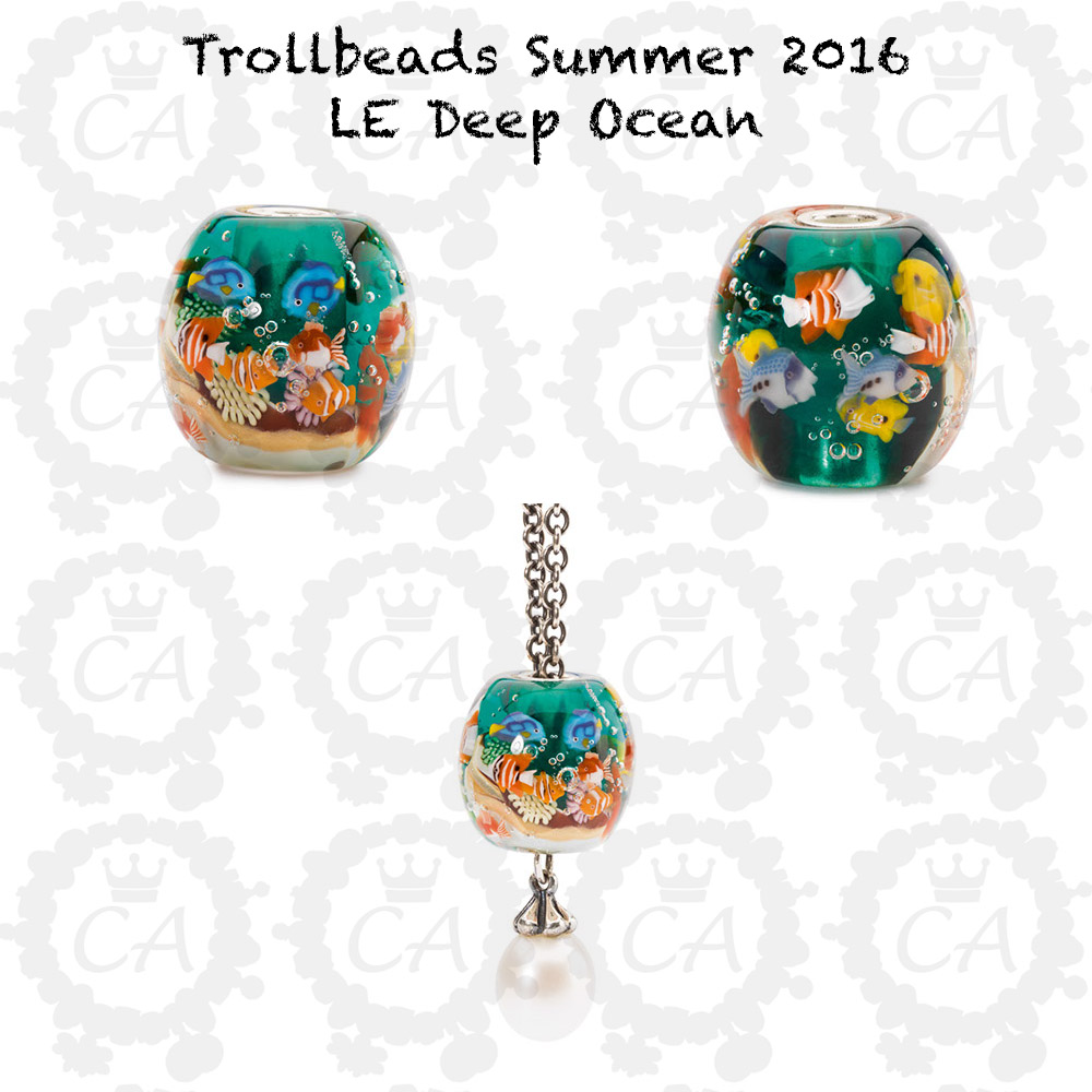 Trollbeads Summer 2016 Collection Sneak Peek Charms Addict