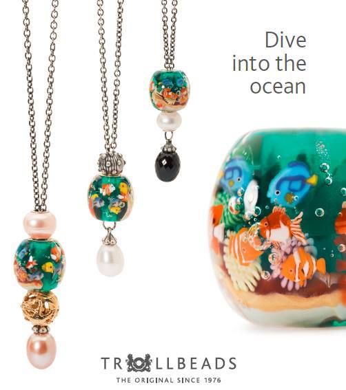 Trollbeads Summer 2016 Collection Sneak Peek