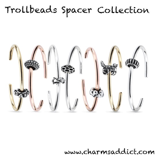 Trollbeads Spacer Collection Debut