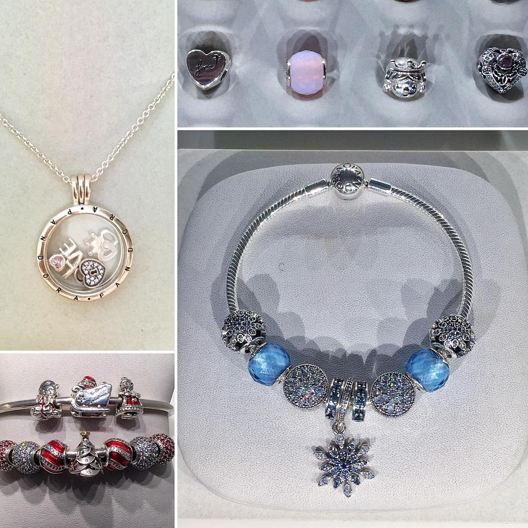 Pandora Jewelry Collection: Pandora Winter 2016 Collection