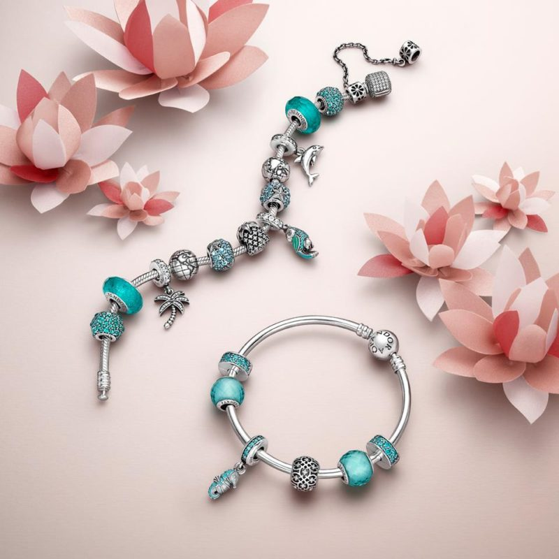 Pandora Summer 2016 Collection Debut and Promotion