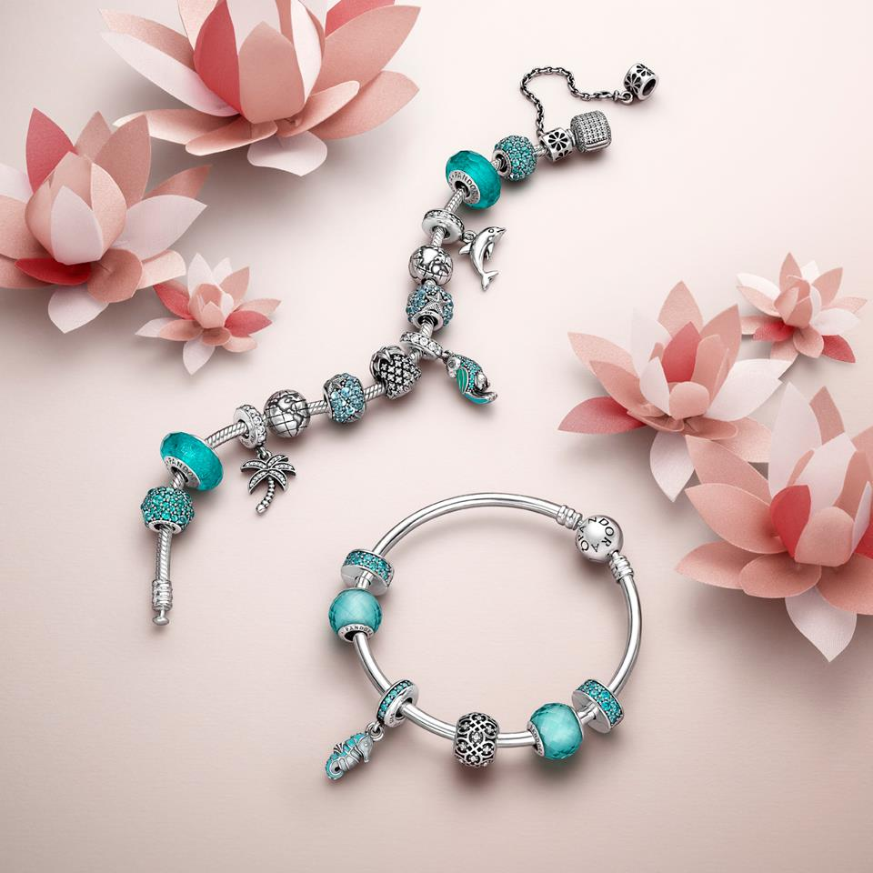 Pandora Summer 2016 Collection Debut and Promotion ...