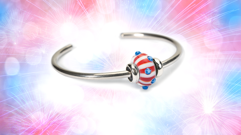 Trollbeads July 4th Promotion