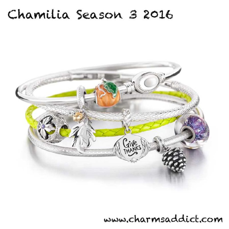 Chamilia Fall (Season 3) 2016 Collection